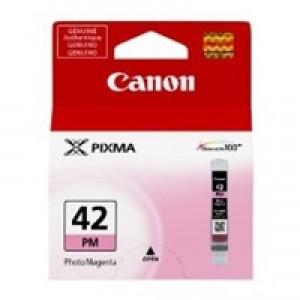 Cartouche encre Canon CLI-42PM photo magenta