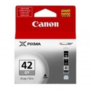 Cartouche encre Canon CLI-42G gris