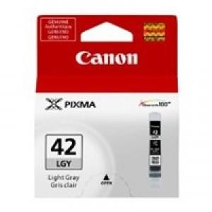Cartouche encre Canon CLI-42G gris claire