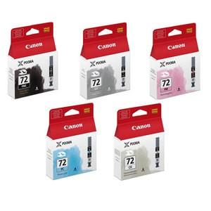 Multipack Canon 6403B007 - Pack de 5 cartouches Canon PGI-72