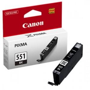 Cartouche encre Canon CLI-551BK noire