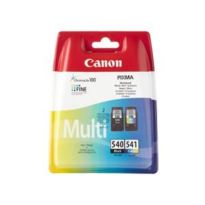 Pack Cartouche PG-540 Noire et CL541 Couleur Canon