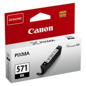 Cartouche encre Canon CLI-571 noire