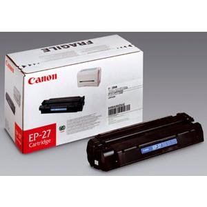 Toner laser Canon EP 27 Noire