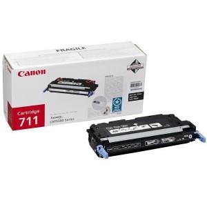 Toner laser Canon 711 noire