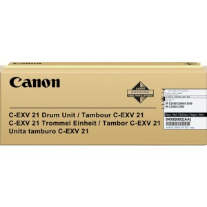 Tambour CANON C-EXV21 Noir -0456B002