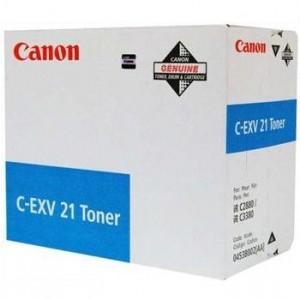 Tambour  CANON C-EXV 21 cyan - 0457B002