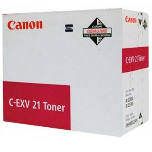 Tambour  CANON C-EXV21 Magenta - 0458B002