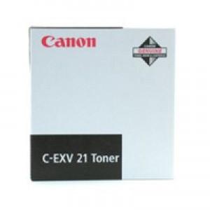 Cartouche Laser Canon C-EXV21 noire