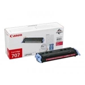 Cartouche Laser CANON EP707 Magenta