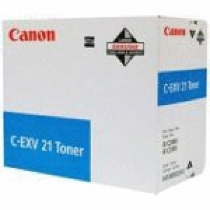 Cartouche Laser Canon C-EXV21Cyan
