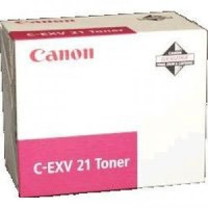 Cartouche Laser Canon C-EXV21 Magenta