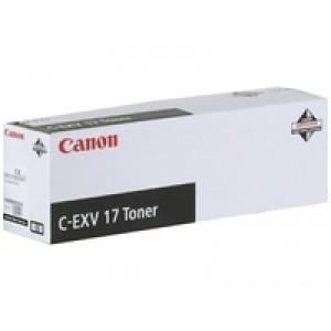 Cartouche Laser CANON C-EXV17N Noire