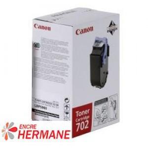 Toner laser Canon 702 Noire