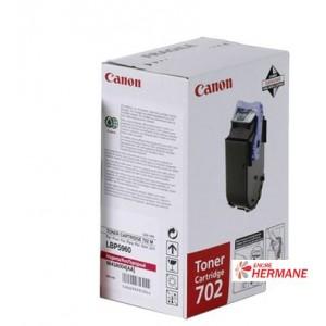 Toner laser Canon 702 Magenta