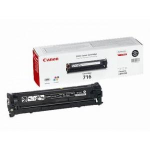 Toner laser Canon 716B Noire