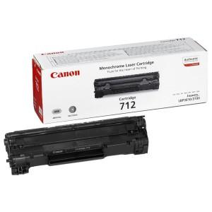 Cartouche laser Canon Noire CRG 712