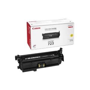 Cartouche laser Canon Jaune 723Y
