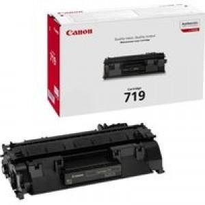 Toner laser noire Canon Type 719