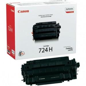 Toner laser Canon 724H noir