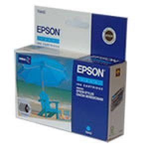Cartouche encre Epson T0442 Cyan