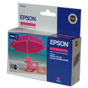 Cartouche encre Epson T0443 Magenta
