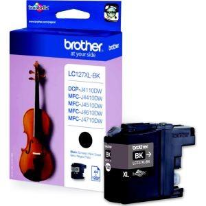 cartouche encre Brother noire LC127XL-BK