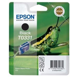 Cartouche encre Epson T0331 Noire