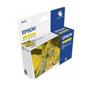 Cartouche encre Epson T0334 Jaune