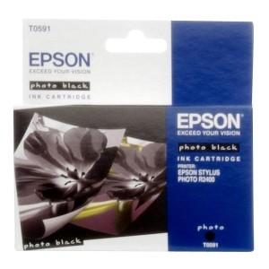 Cartouche encre Epson  T0591 Noire Photo