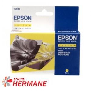 Cartouche encre Epson T0594 jaune