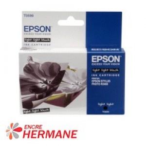 Cartouche encre Epson  T0599 gris clair