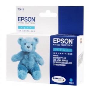 Cartouche encre Epson t0612 Cyan