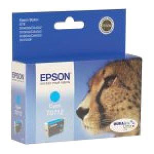 Cartouche encre Epson T0712 Cyan