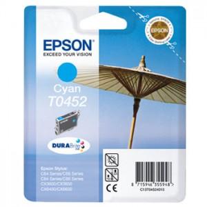 cartouche encre Epson T0452 Cyan