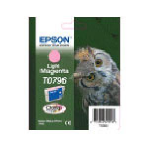 Cartouche encre Epson T0796 MAGENTA CLAIR