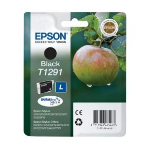 Cartouche encre Epson T1291 Noire