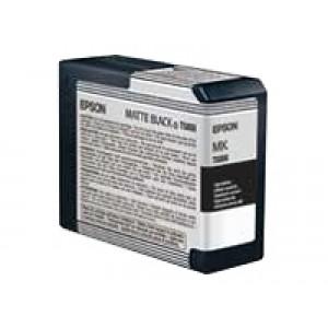 Cartouche encre Epson T5808 Noire Mat