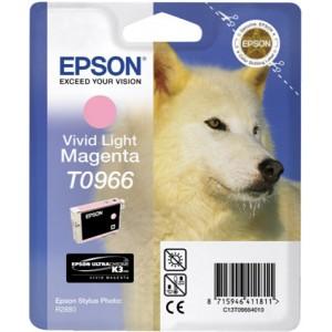 Cartouche encre Epson T0966  Magenta Clair