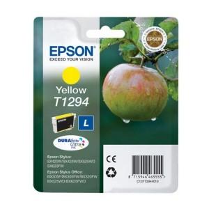 Cartouche encre Epson T1294 jaune