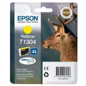 Cartouche encre Epson T1304 Jaune  XL