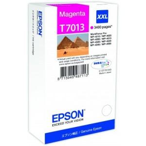 Cartouche encre Magenta EPSON T7013 XXL