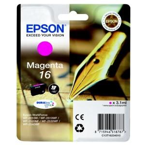 Cartouche encre Epson Magenta 16 - T1623