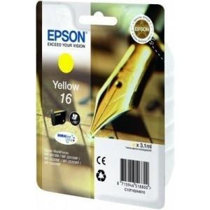 Cartouche encre Epson jaune 16XL - T1634
