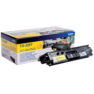 Toner Laser Brother TN-329Y Jaune