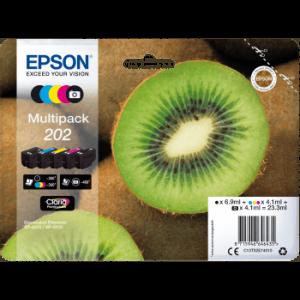 Multipack Epson  202  C13T02E74010