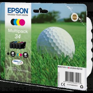 Multipack Epson C13T34664010