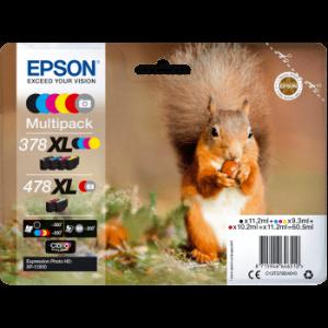 Multipack Epson C13T379D4010