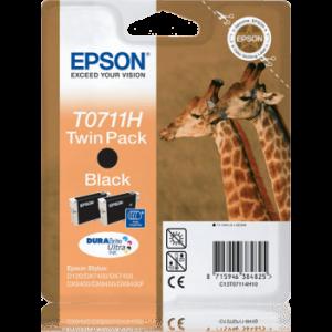 Multipack noire EPSON C13T07114H10