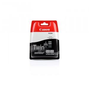 Pack de 2 Cartouches d'encre origine Canon PGI-525 Noire